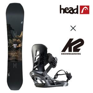 ヘッド ケーツー スノーボード2点セット 18-19 HEAD MIGHTY DCT - 19-20 K2 SONIC Black 板 ビンディング 金具 日本正規品 sports-ex