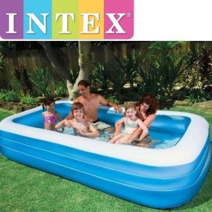 インテックス スイムセンターファミリープール INTEX SWIM CENTER FAMILY PO...