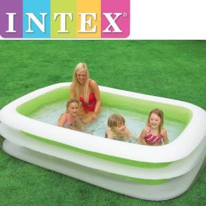 INTEX スイムセンターファミリープール ME-7016(56483NP) インテックス SWIM...