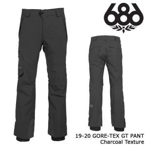 シックスエイトシックス ウェア パンツ 19-20 686 GORE-TEX GT PANT Charcoal Texture ゴアテックス 日本正規品 sports-ex
