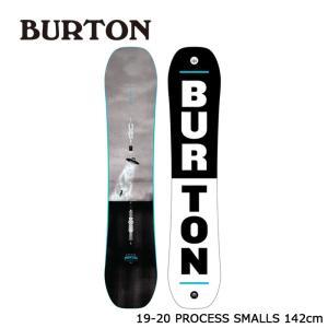 バートン スノーボード 板 19-20 BURTON PROCESS SMALLS 142 プロセス スモール キッズ 日本正規品 sports-ex