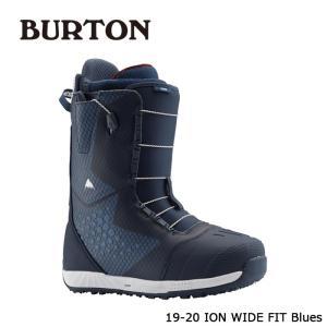 バートン ブーツ 19-20 BURTON ION - WIDE FIT Blues アイオン ワイドフィット 日本正規品|sports-ex