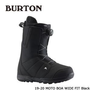 バートン ブーツ 19-20 BURTON MOTO BOA - WIDE FIT Black モト ボア ワイドフィット 日本正規品|sports-ex