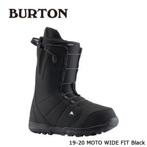 バートン ブーツ 19-20 BURTON MOTO - WIDE FIT Black モト ワイドフィット 日本正規品|sports-ex