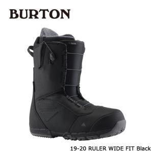 バートン ブーツ 19-20 BURTON RULER - WIDE FIT Black ルーラー ワイドフィット 日本正規品|sports-ex