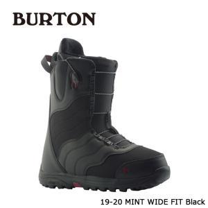 バートン ブーツ 19-20 BURTON MINT - WIDE FIT Black ミント ワイドフィット 日本正規品|sports-ex