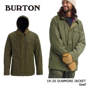 バートン ウェア ジャケット 19-20 BURTON DUNMORE JACKET Keef 日本...