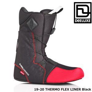 ディーラックス 19-20 DEELUXE THERMO FLEX LINER Black ライナー 日本正規品|sports-ex