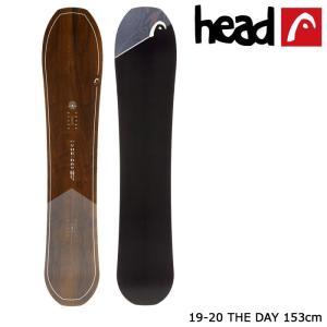 ヘッド スノーボード 板 19-20 HEAD THE DAY 153 日本正規品|sports-ex