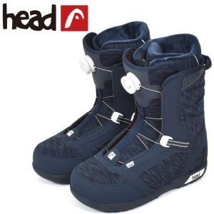 ヘッド ブーツ 19-20 HEAD SCOUT LYT BOA Navy ボア スノーボード 日本正規品|sports-ex