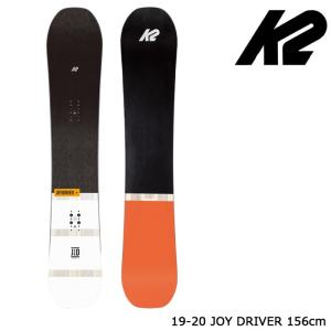 ケーツー スノーボード 板 19-20 K2 JOYDRIVER 156 ジョイドライバー 日本正規品|sports-ex