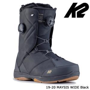 ケーツー ブーツ 19-20 K2 MAYSIS WIDE Black メイシス ワイド 日本正規品|sports-ex