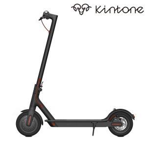 KINTONE 電動キックボード Model One (モデルワン) ブラック/ホワイト 日本正規品 sports-ex
