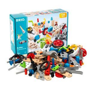 ブリオ おもちゃ BRIO BUILDER CONSTRUCTION SET 34587 ビルダー コンストラクションセット オモチャ 玩具|sports-ex