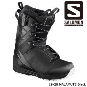 サロモン ブーツ 19-20 SALOMON MALAMUTE Black マラミュート 日本正規品|sports-ex