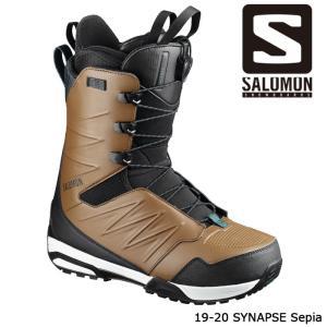 サロモン ブーツ 19-20 SALOMON SYNAPSE Sepia シナプス 日本正規品|sports-ex