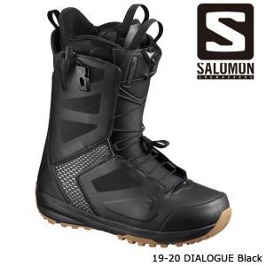 サロモン ブーツ 19-20 SALOMON SYNAPSE DIALOGUE Black ダイアログ 日本正規品|sports-ex