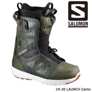 サロモン ブーツ 19-20 SALOMON LAUNCH Camo ラウンチ 日本正規品|sports-ex