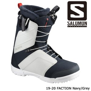 サロモン ブーツ 19-20 SALOMON FACTION Outer Space/Gray Violet/Racing Red S05 ファクション 日本正規品|sports-ex