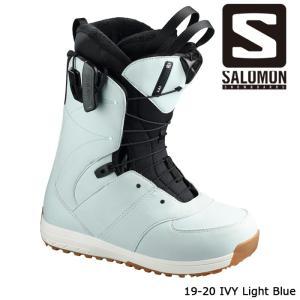 サロモン ブーツ 19-20 SALOMON IVY Light Blue アイビー 日本正規品|sports-ex