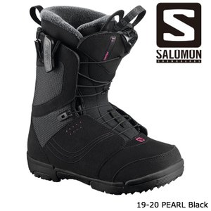 サロモン ブーツ 19-20 SALOMON PEARL Black パール 日本正規品|sports-ex