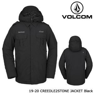 ボルコム ウェア ジャケット 19-20 VOLCOM CREEDLE2STONE JACKET B...