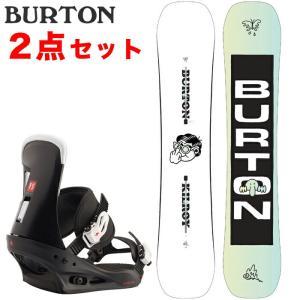 バートン スノーボード2点セット 20-21 BURTON KILROY TWIN - 19-20 ...
