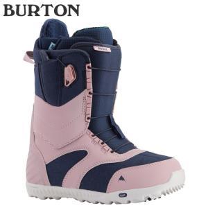 バートン ブーツ 20-21 BURTON RITUAL Dusty Rose/Blue リチュアル スノーボード 日本正規品|sports-ex