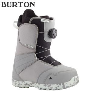 バートン ブーツ 20-21 BURTON ZIPLINE BOA Gray/Neo-Mint ジップライン ボア スノーボード KIDS' YOUTH キッズ 子供 日本正規品|sports-ex