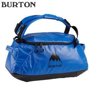 バートン ダッフルバッグ 20-21 BURTON MULTIPATH 40L SMALL DUFFEL BAG Lapis Blue Coated アウトドア スノーボード トラベル 旅行 日本正規品|sports-ex