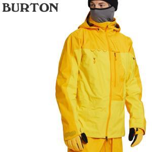 バートン ウェア ジャケット 20-21 BURTON [AK] JPN GORE-TEX 3L PRO GUIDE JACKET Spectra Yellow/Cyber Yellow スノーボード ゴアテックス 日本正規品|sports-ex