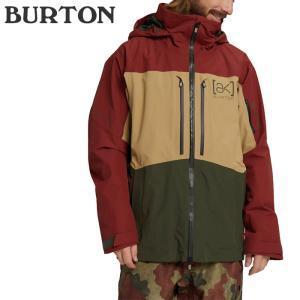 バートン ウェア ジャケット 20-21 BURTON [AK] GORE-TEX 2L SWASH JACKET Sparrow/Kelp/Forest Night スノーボード ゴアテックス 日本正規品|sports-ex