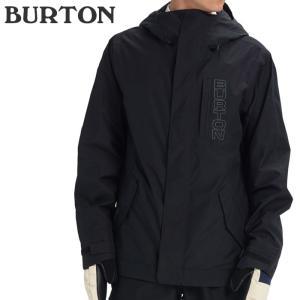 バートン ウェア ジャケット 20-21 BURTON GORE-TEX DOPPLER JACKET True Black スノーボード ゴアテックス 日本正規品|sports-ex