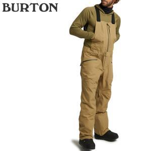 バートン ウェア ビブパンツ 20-21 BURTON GORE-TEX RESERVE BIB PANT Kelp スノーボード ゴアテックス 日本正規品|sports-ex