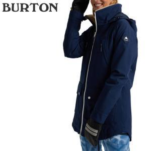バートン ウェア ジャケット 20-21 BURTON WOMEN'S PROWESS JACKET Dress Blue スノーボード 日本正規品|sports-ex