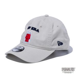 ニューエラ NEW ERA Youth 9TWENTY PEANUTS ピーナッツ スヌーピー ストーン 52 - 55.8cm キッズ キャップ 帽子 日本正規品|sports-ex