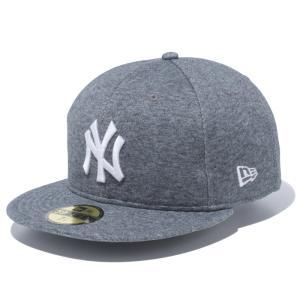 ニューエラ NEW ERA 59FIFTY ニューヨーク・ヤンキース スウェット ダークグレー キャップ 帽子 日本正規品|sports-ex