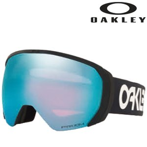 オークリー ゴーグル 20-21 OAKLEY FLIGHT PATH XL Factory Pilot Black Prizm Sapphire Iridium 0OO7110 71100700 ジャパンフィット 限定 日本正規品|sports-ex