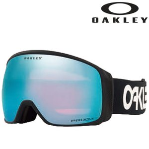 オークリー ゴーグル 20-21 OAKLEY FLIGHT TRACKER XL Factory Pilot Black Prizm Sapphire Iridium 0OO7104 71040800 ジャパンフィット 限定 日本正規品|sports-ex