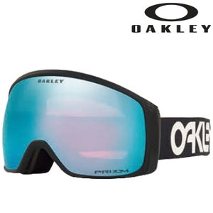 オークリー ゴーグル 20-21 OAKLEY FLIGHT TRACKER XM Factory Pilot Black Prizm Sapphire Iridium 0OO7105 71050700 ジャパンフィット 限定 日本正規品|sports-ex