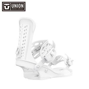 ユニオン ビンディング 金具 20-21 UNION FORCE White フォース スノーボード バインディング 日本正規品 sports-ex