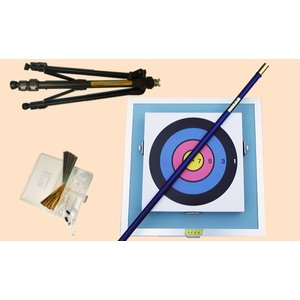 健康スポーツレクリエーション吹き矢|ネイル式競技的スタンドセット(NKS) 腹式呼吸 有酸素運動 健康増進 介護予防 吹矢|sports-fukiya