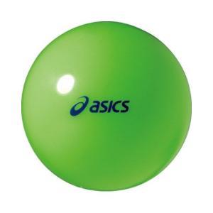 「アシックス パークゴルフ ボール ハイパワーボール ピュア」は、表面の光沢で視認性が向上したパーク...