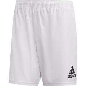 adidas アディダス スリーストライプス ショーツ FXU51 WHT/BLK|sports-lab