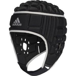 adidas アディダス ラグビー ヘッドガード WE614 BLK/マットSLV