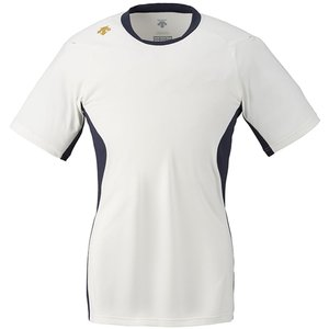 デサント DESCENTE ネイキッドシャツ(ベースボールT...