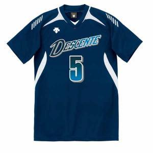 デサント DESCENTE 半袖ゲームシャツ(ユニセックス)...