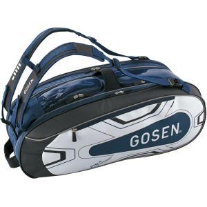 GOSEN ゴーセン ラケットバッグ Pro4 BA18PR4G ネイビー