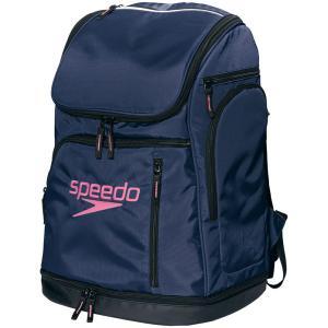 Speedo スピード スイマーズリュック SD96B01 ネイビーB