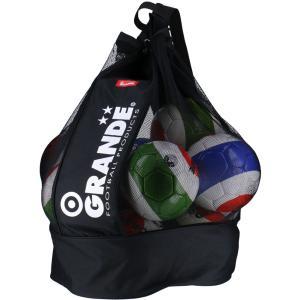 GRANDE グランデ GRANDE BALL BAG BLACK GFPH17904 BLACK sports-lab